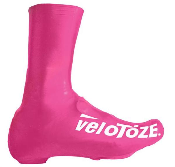 Velotoze Shoe Cover long pink