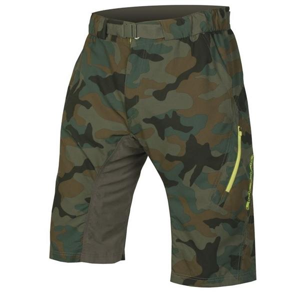 Endura Hummvee Lite Short II camouflage