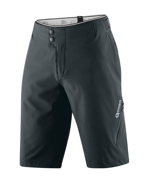 Gonso Fumero Herren Bike Shorts graphite