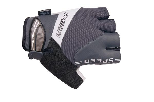 Chiba speed II Handschuhe grau %