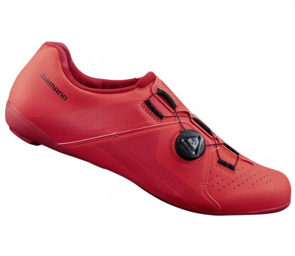 Shimano SH-RC300 Rennrad Schuhe rot