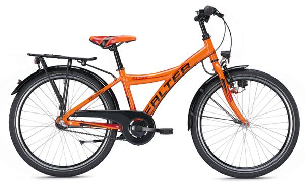 Falter FX 403 24 Zoll Y orange/schwarz Kinderrad %