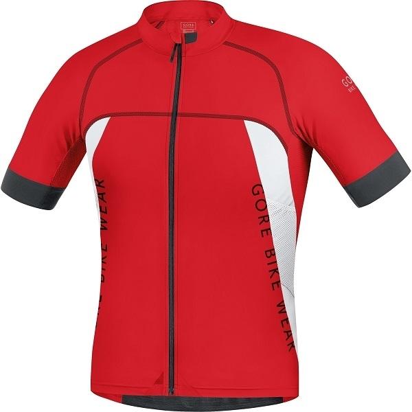 Gore Bike Wear ALP-X PRO Jersey red/white