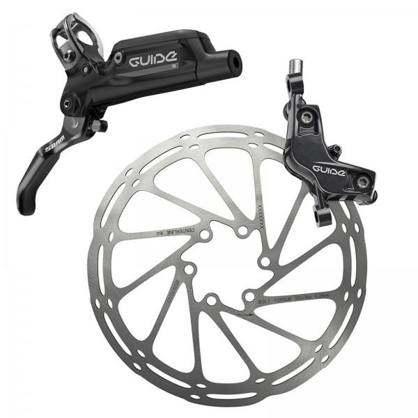 SRAM Guide R Disc Brake - black