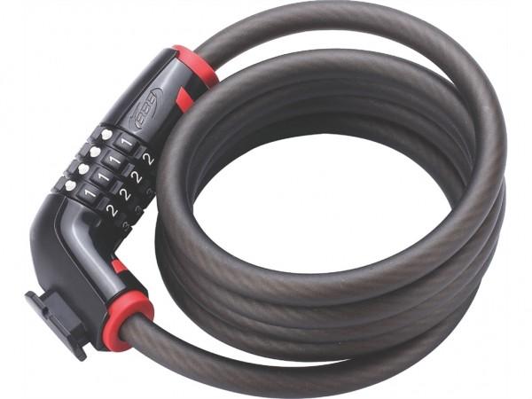 BBB Fahrradschloss Codelock BBL-45 12mm x 1800mm , schwarz