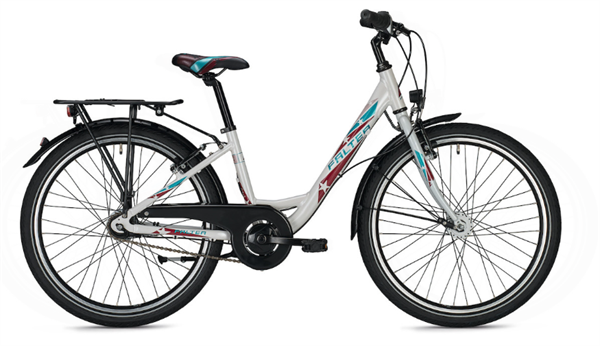 Falter FX 407 ND 24 Zoll wave weiß Kinderrad