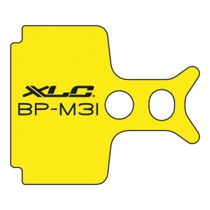 XLC Brake Pads BP-M31 for Formula Mega ONE, R, RX