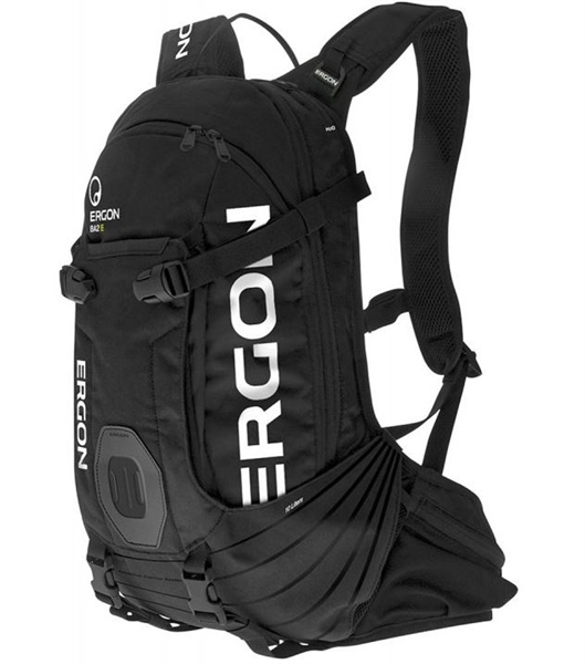 ergon ba2 e protect e bike rucksack schwarz kaufen bike onlineshop. Black Bedroom Furniture Sets. Home Design Ideas