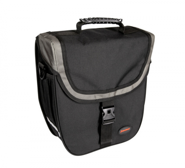 Haberland Single Bag Trend M black