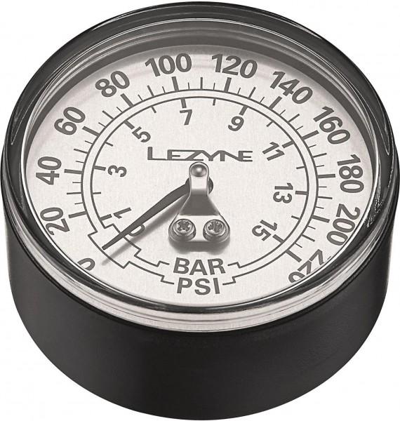 Lezyne Manometer (220psi) 2,5 Zoll