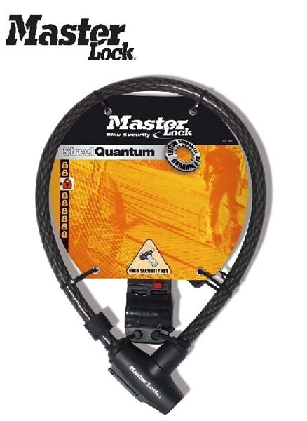 Master Lock Street Quantum Kabelschloss 8281 0,76m x 15mm