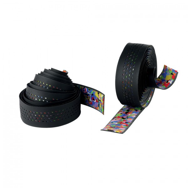 Cinelli handlebar tape Caleido Ribbon black