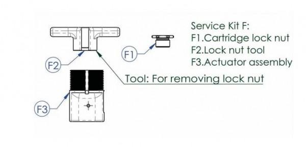 Contec Service Kit F Drop A Gogo