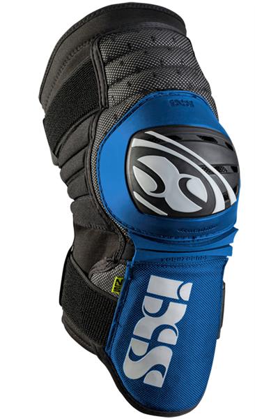 IXS Dagger Knieprotektor blau