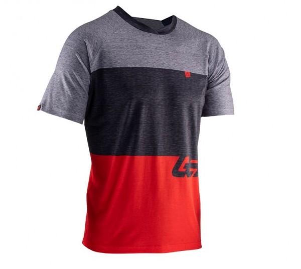 Leatt DBX 2.0 Jersey Short Sleeve red