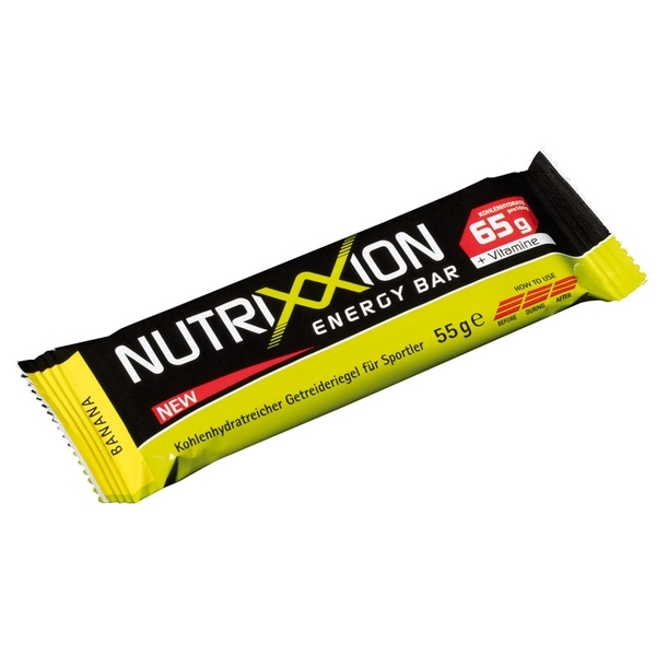 Nutrixxion Energy Bar Banana