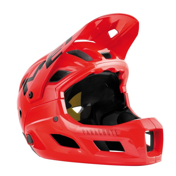 Met Parachute MCR MIPS Helm Red Glossy