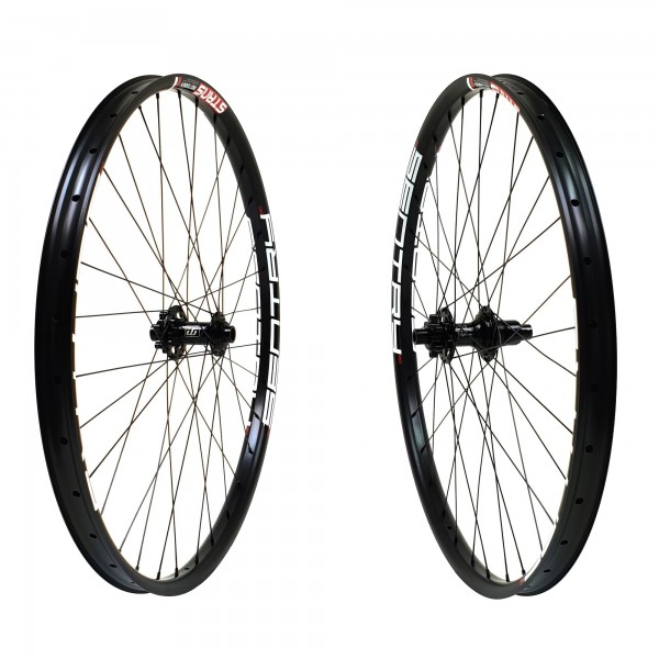 Fun Works N-Light Boost NoTubes ZTR Sentry MK3 Comp Race Wheelset 29er 1890g