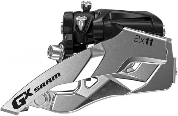 SRAM GX Umwerfer 2x11-fach - Low Clamp - 24/36 Zähne - Top Pull