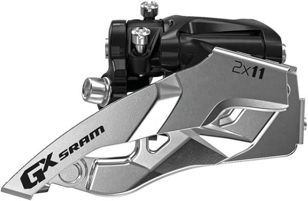 SRAM GX front derailleur 2x11-fach - Low Clamp - 24/36T - Top Pull