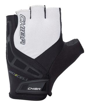 Chiba Bioxcell gloves black/white