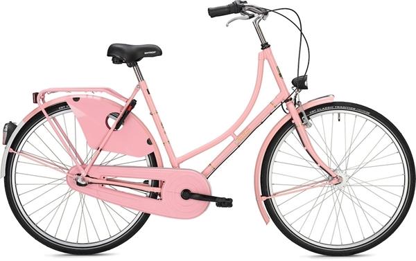 """Falter Classic Bike H 1.0 28"""" glänzend altrosa"""