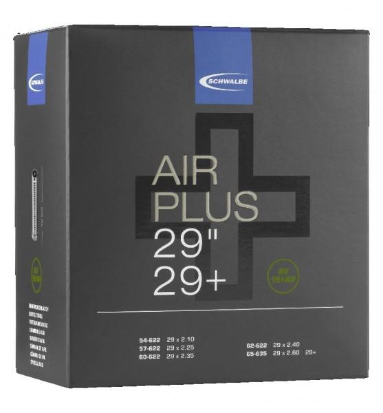 "Schwalbe AV 19 Air Plus 29/29+"" 54/65-622 40mm"