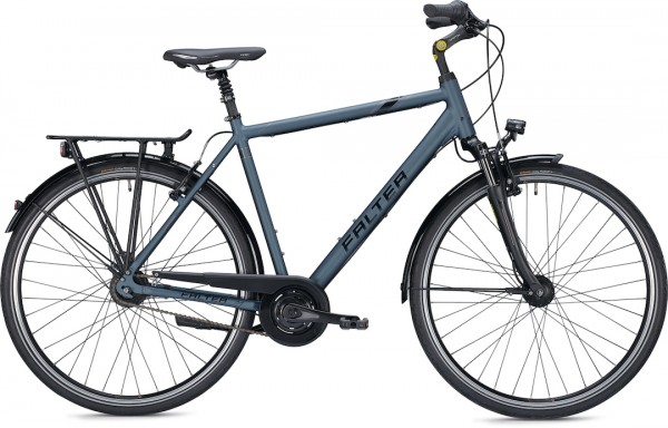 "Falter City/Urbanbike C 5.0 28"" Matt blau"