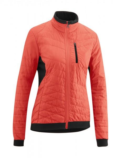 Gonso Skrapa Ladies Primaloft jacket fiery coral