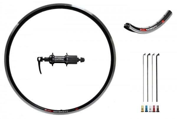 Shimano Deore Custom Rear Wheel MTB 26 Inch