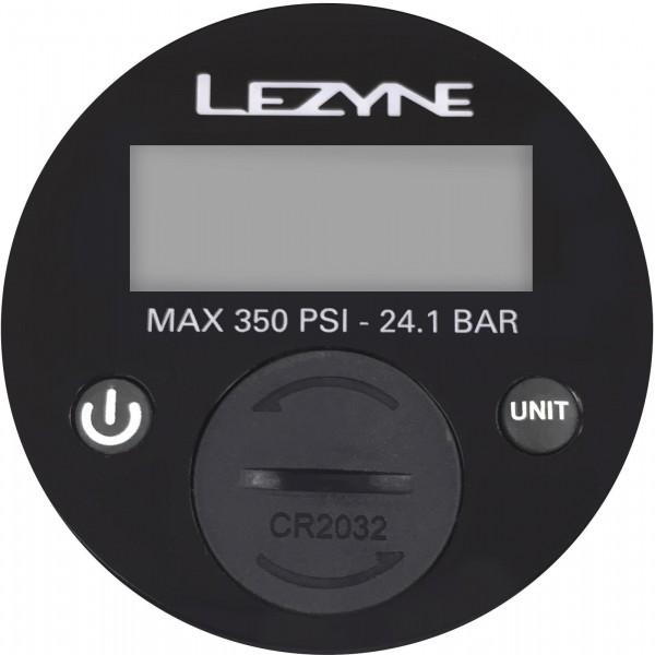 """Lezyne Manometer (350psi) 2,5"""" Digital"""