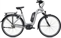 Falter E-Bike E 9.2 RT wave silber matt