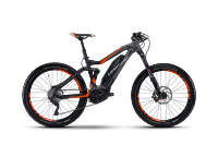 Haibike SDURO AllMtn 8.0 500Wh titan/ anthr./ orange matt